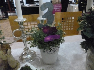 Planted centrepiece