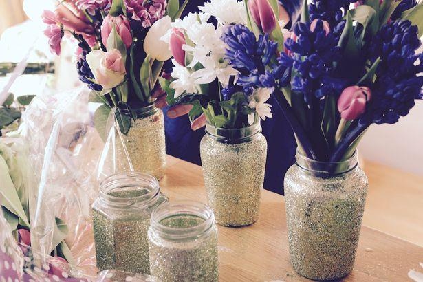 Lidl-DIY-wedding-flowers